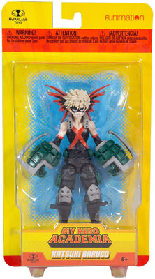 My Hero Academia 5 Inch Action Figure Basic Wave 1 - Katsuki Bakugo