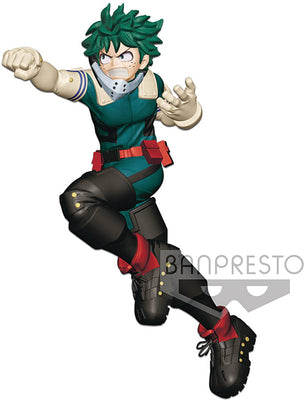 My Hero Academia 6 Inch Static Figure Enter The Hero Series - Izuku Midoriya