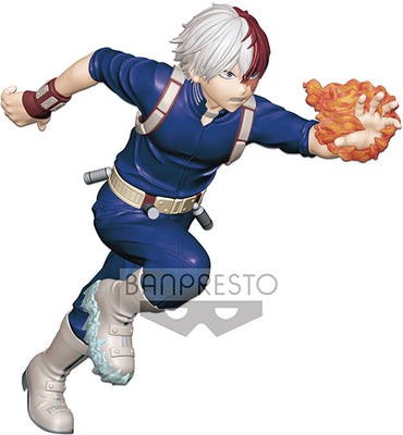 My Hero Academia 6 Inch Static Figure Enter The Hero Series - Shoto Todoroki