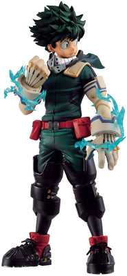 My Hero Academia Let's Begin 9 Inch Statue Figure Ichiban - Izuku Midoriya Dou
