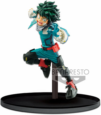 My Hero Academia Movie 4 Inch Static Figure Heroes Rising - Deku