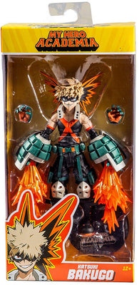 My Hero Academia 7 Inch Action Figure Series 1 - Katsuki Bakugo