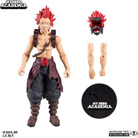 My Hero Academia 7 Inch Action Figure Series 2 - Eijiro Kirishima