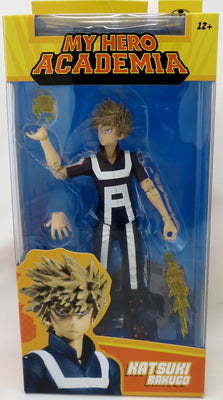 My Hero Academia 7 Inch Action Figure Wave 3 - Bakugo