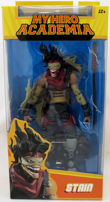 My Hero Academia 7 Inch Action Figure Wave 3 - Stain