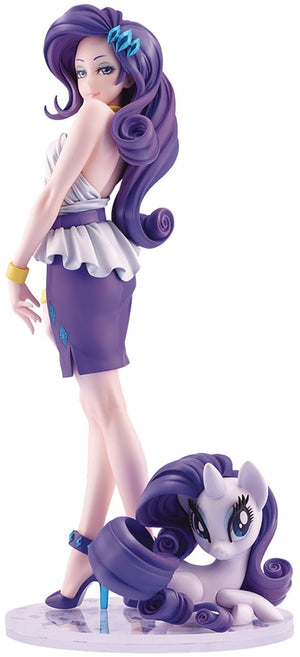 My Little Pony Bishoujo 9 Inch Statue Figure - Rarity