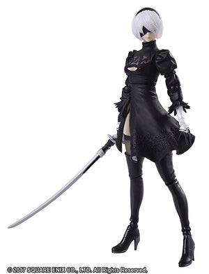 Nier Automata 6 Inch Action Figure Bring Arts - YoRHa No.2 Type B