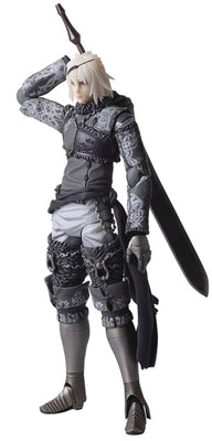 Nier Replicant 6 Inch Action Figure Bring Arts - Nier & Emil