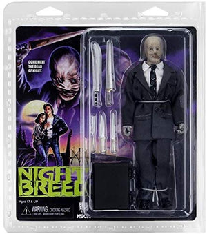 Nightbreed 8 Inch Action Figure Retro Doll Series - Decker