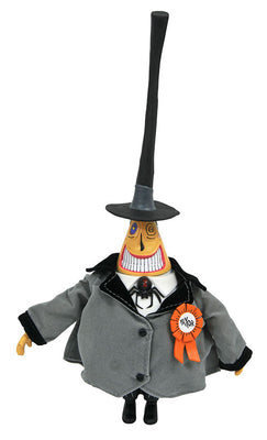 Nightmare Before Christmas 10 Inch Action Figure Silver Anniversary Series - Mayor (Shelf Wear Packaging)