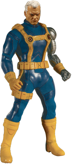 One-12 Collective 6 Inch Action Figure X-Men - Cable X-Men Edition