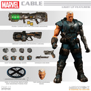 One-12 Collective 6 Inch Action Figure X-Men Series - Cable
