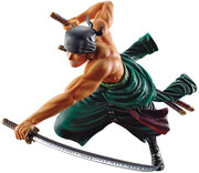 One Piece 5 Inch Static Figure Ichiban Battle Memories - Zoro Battle Version