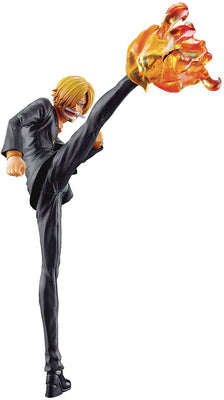 One Piece 6 Inch Static Figure Ichiban Battle Memories - Sanji Battle Version