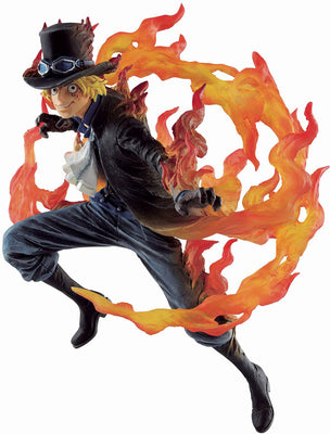 One Piece 6 Inch Static Figure Ichiban Kuji Professionals Series - Sabo