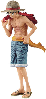 One Piece 8 Inch Static Figure Magazine Cover - Luffy V2