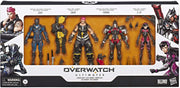 Overwatch 6 Inch Action Figure Box Set - Ultimates (Genji - Zarya - Pharah - D.Va)