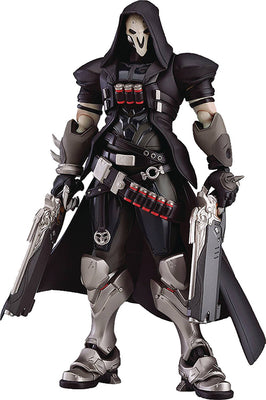 Overwatch 6 Inch Action Figure Figma Series - Reaper