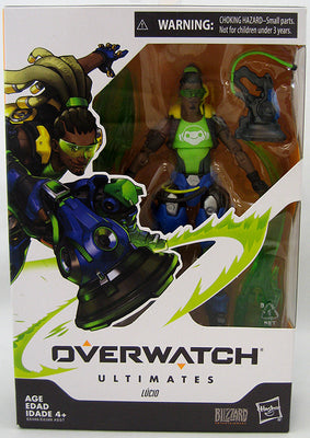 Overwatch 6 Inch Action Figure Ultimates Series 1 - Lucio