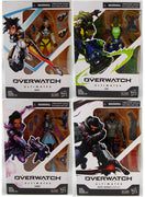 Overwatch 6 Inch Action Figure Ultimates Series 1 - Set of 4 (Reaper - Sombra - Lucio - Tracer)