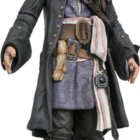 Pirates Of The Caribbean Movie Select 7 Inch Action Figure - Jack Sparrow