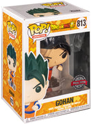 Pop Animation Dragonball Super 3.75 Inch Action Figure Exclusive - Gohan #813