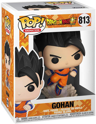 Pop Animation Dragonball Super 3.75 Inch Action Figure - Gohan #813