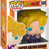 Pop Animation 3.75 Inch Action Figure Dragonball Z - Super Saiyan Gohan #509