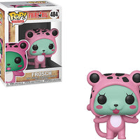 Pop Animation 3.75 Inch Action Figure Fairy Tales - Frosch #484