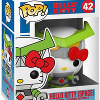 Pop Animation Hello Kitty 3.75 Inch Action Figure - Hello Kitty Space #42