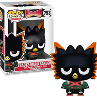Pop Animation My Hero Academia 3.75 Inch Action Figure - Badtz-Maru Bakugo #793
