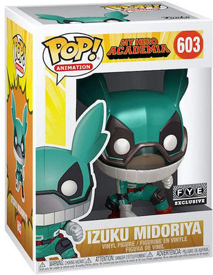 Pop Animation My Hero Academia 3.75 Inch Action Figure Exclusive - Izuku Midoriya #603