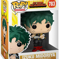 Pop Animation My Hero Academia 3.75 Inch Action Figure - Izuku Midoriya #783