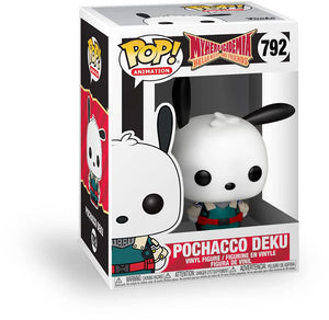 Pop Animation My Hero Academia 3.75 Inch Action Figure - Pochacco Deku #792
