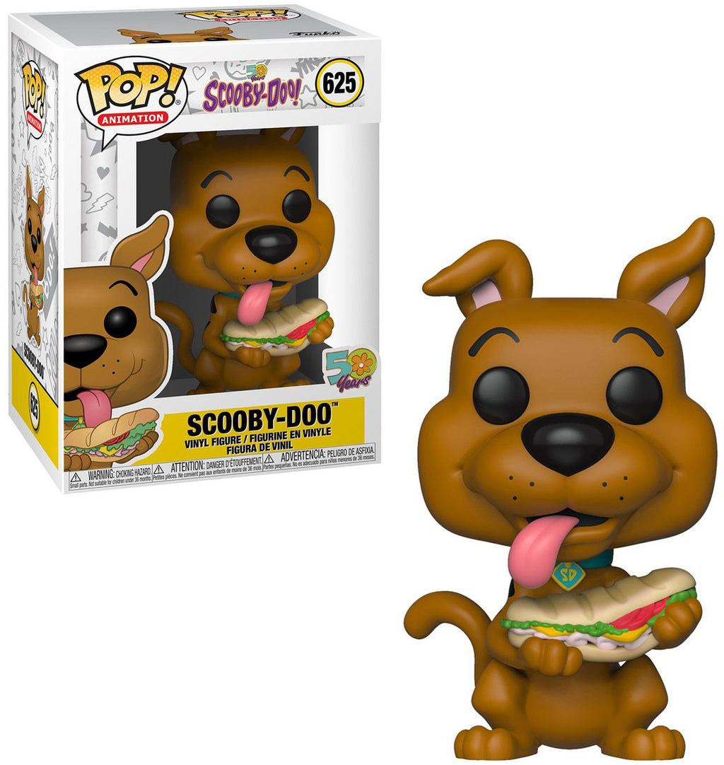 Pop Animation 3.75 Inch Action Figure Scooby-Doo - Scooby-Doo #625