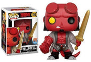 Pop Comics 3.75 Inch Action Figure Hellboy - Hellboy #14 Exclusive