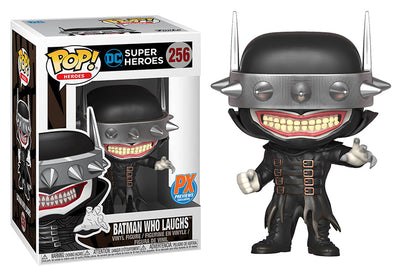 Pop DC Heroes 3.75 Inch Action Figure Batman - Batman Who Laughs #256 Exclusive