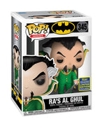 Pop DC Heroes Batman 3.75 Inch Action Figure Exclusive - Ra's Al Ghul #345
