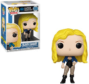 Pop DC Heroes 3.75 Inch Action Figure DC - Black Canary #266 Exclusive