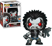 Pop DC Heroes 3.75 Inch Action Figure Lobo - Lobo #231 Exclusive