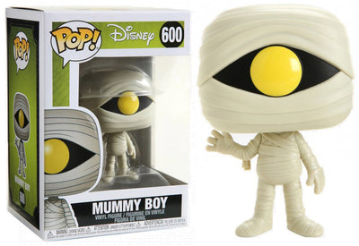 Pop Disney 3.75 Inch Action Figure Nightmare Before Christmas - Mummy Boy #600