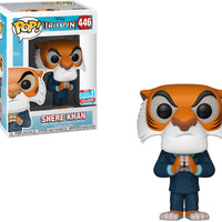 Pop Disney 3.75 Inch Action Figure Talespin - Shere Khan #446 Exclusive