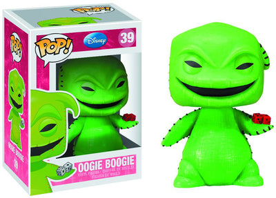 Pop Disney 3.75 Inch Action Figure The Nightmare Before Christmas - Oogie Boogie #39