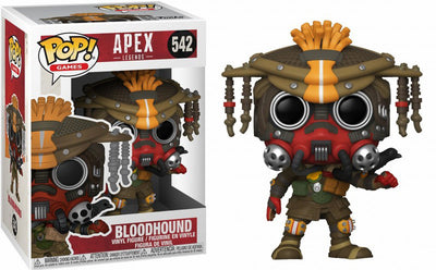 Pop Games 3.75 Inch Action Figure Apex Legends - Bloodhound #542