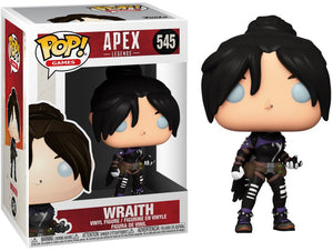 Pop Games 3.75 Inch Action Figure Apex Legends - Wraith #545