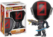 Pop Games 3.75 Inch Action Figure Borderlands - Zero #210