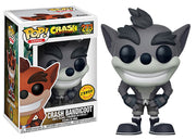 Pop Games Crash Bandicoot 3.75 Inch Action Figure Exclusive - Crash Bandicoot #273 Chase