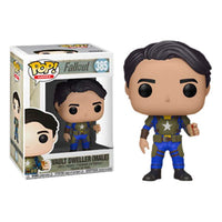 Pop Games 3.75 Inch Action Figure Fallout - Vault Dweller Male #385 Exclusive