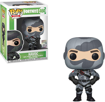 Pop Games 3.75 Inch Action Figure Fortnite - Havoc #460