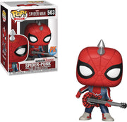 Pop Games 3.75 Inch Action Figure Gamerverse - Spider-Punk #503 Exclusive
